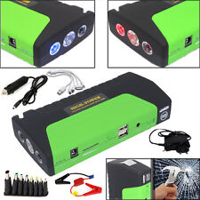 50800mAh Battery Car Jump Starter Multi-function Emergency Power Charger Jumper