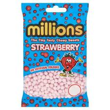 Millions Strawberry Share Bags 100g