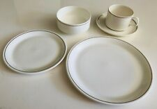 Air Canada 5-Piece Place Setting by Royal Doulton Airline Cabin Service
