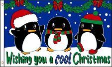 Cool Christmas 3x5' New Winter Christmas Flag