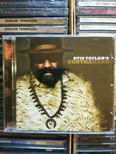 OTIS TAYLOR / Otis Taylor's Contraband  CD 2012 New Sealed