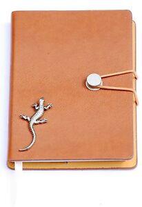 Lizard Gecko Notebook Wildlife Spotter Jotter Recorder Ideal  Nature Gift A6 223