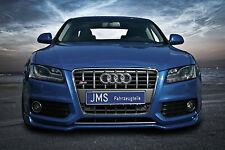 JMS Racelook Exclusiv Line Frontspoilerlippe für Audi A5 B8 S-Line incl. S5