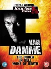 Van Damme Triple 5035822692718 With Marnie Alton DVD Region 2