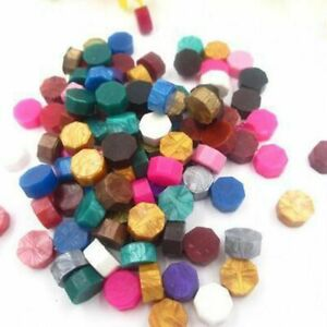 100pcs/lot Stamp Wax Tablet Pill Beads For Envelope Invitation Stamping Sealing