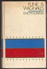 FUNK & WAGNALLS,STANDARD REFERENCE, ENCYCLOPEDIA,1VOL.,A-AMERICA,JOSEPH L.MORSE