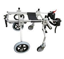 Quad Full Support Four 4 Wheel Best Friend Mobility Dog Wheelchair Cart Medium