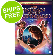 The Indian in the Cupboard (DVD, 2001) NEW, Sealed, Hal Scardino, Litefoot
