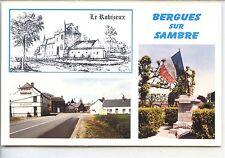 CP 02 Aisne - Bergues-sur-Sambre - Multivues