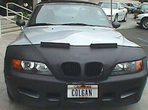 Colgan Front End Mask Bra 2pc. Fits BMW Z3 3.2, M3 ROADSTER COUPE W/License