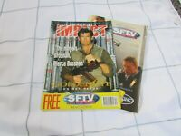 IMPACT Action Movie Magazine dec 1995 james bond goldeneye
