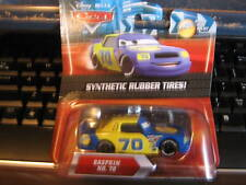 DISNEY PIXAR CARS GASPRIN SYNTHETIC RUBBER TIRES!