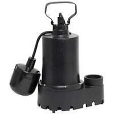 NEW SUPERIOR 92331 UTILITY 1/3HP ELECTRIC SUMP PUMP