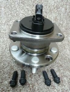 Ford Mondeo MK4 2007-2015 Rear Hub Wheel Bearing Kit + Abs+ Bolts