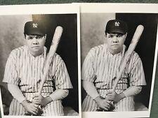 2 New Photo Postcards: Vintage Babe Ruth photo taken around 1927