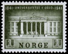 Norway Scott 246 (1941) Mint LH VF, CV $30.00 J