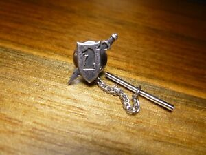Rare Retired James Avery Sterling Silver Tie Tack