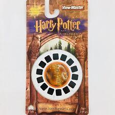 View-Master Harry Potter Sorcerer's Stone Part 3 Hogwarts Scenes 3 Reels 2001