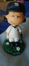NY Yankees Lucy Snoopy / Peanuts Series Bobblehead SGA 9/9/2014 New York MetLife
