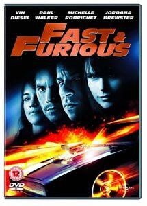 Fast & Furious (DVD, 2009)