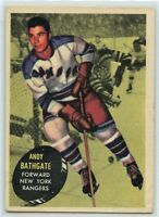 1961-62 Topps #53 Andy Bathgate VG - SET BREAK (112219-22)