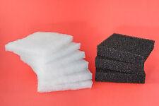 Juwel Jumbo compatible: 25 Poly & 3 Carbon Filter Pads -  Bioflow 8.0