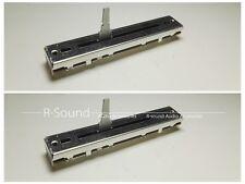 2X Genuine CROSSFADER X-FADER DCV1006 for PIONEER DJM 300 400 500 600  ,DCV 1006