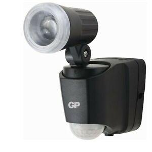 Waterproof GP Cordless Flood Light RF1 Outdoor Motion Sensor Garden Patio Lamp