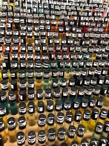Wholesale lot of 144 top selling designer fragrance Body Oil Types