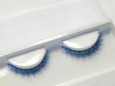bjd sd msd ooak 4D eyelashes 6-7mm B blue