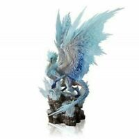 Monster Hunter World Iceborne Velkhana Figura Statua Ice Borne Japan Ufficiale