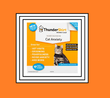 THUNDERSHIRT FOR ANXIETY CATS LARGE