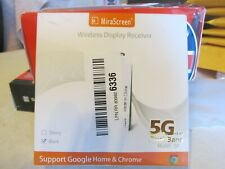 MiraScreen 5G WiFi TV Dongle G5 Plus Wireless  Display Receiver MODEL;D7(OFFER)