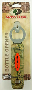 Mossy Oak Bottle Opener by Mossy Oak Authentic Beer Camping Hunting Country Camo