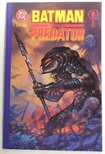 ESAR4440. DC BATMAN VERSUS PREDATOR #1 Graphic Novel Dark Horse Comics (1991)