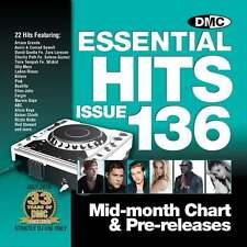 DMC Essential Hits 136 Chart Music DJ CD