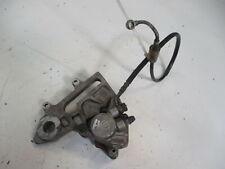 HUSABERG FE 501 Bremssattel Bremszange hinten mit Bremsleitung Bremssattelhalter