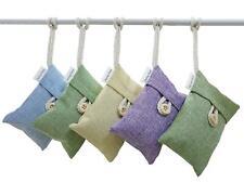 Air Purifying Bag Purifier Nature Fresh Charcoal Bamboo Mold Freshener 5 Bags