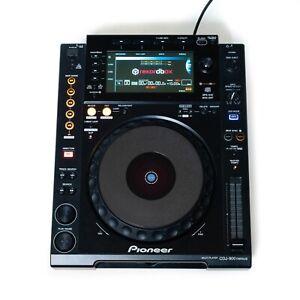 Pioneer CDJ 900 NXS Nexus DJ Multi Player USB CD MP3 Rekordbox MIDI