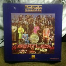 """BEATLES Sgt Peppers Lonely Hearts Club Band """"Limited Edition box set #000587 HMV"""