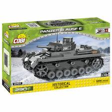 COBI 2707 Historical Collection Panzer III Ausf E 1 48 Model Tank 290pcs