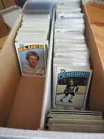 2X 1976-77 opc COMPLETE YOUR SET U-Pick 2for1.49 EX-EXNM Lots Availab O Pee Chee