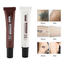 2X Effective Waterproof Tattoo Concealer Scar Bruising Pigmentation Scar Removal