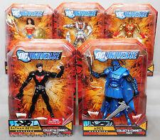 DC Universe Classics DCUC WAVE 4 Complete! BATMAN BEYOND Wonder ARES BAF DESPERO