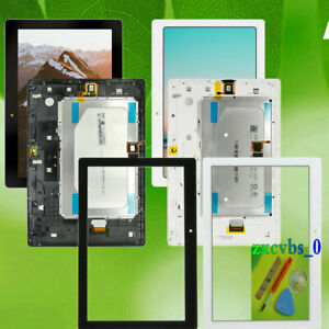"""For Lenovo Tab 2 A10-30 X30F X30L 10.1"""" LCD Display Assembly Touch Screen Frame"""