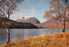 uk6857 laithach  from loch clair the torridons scotland uk