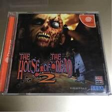 Sega DreamCast House of the Dead 2 Japan DC F/S