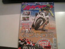 ** Moto et Motards n°140 Hypertest 2010 / La Street R Aprilia Dorsoduro Factory