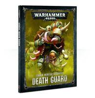 Codex Death Guard Hardcover Warhammer 40K NEW 8th Edition Book