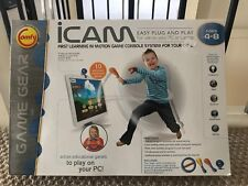 iCAM Easy Plug & Play Game Gear PC Laptop Webcam included 10 Educational Games